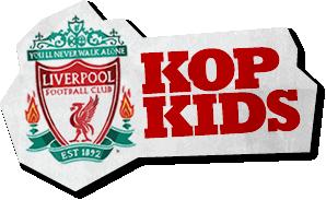 Kop Kids - Liverpool FC