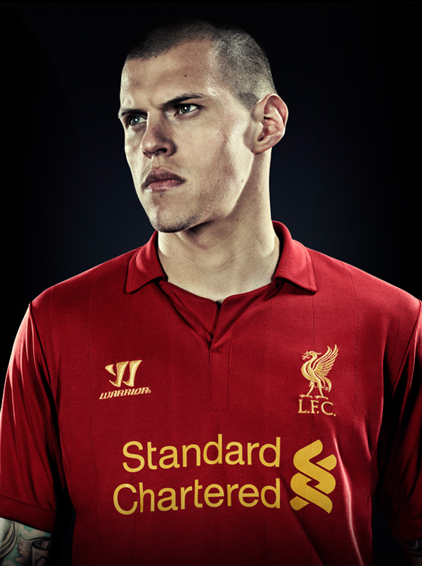 Liverpool voetbalshirts Warrior Sports 2012-2013