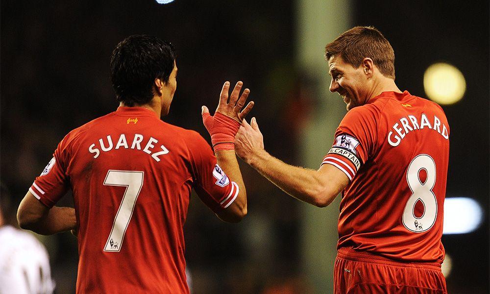 Gerrard: Luis Suarez kejam!