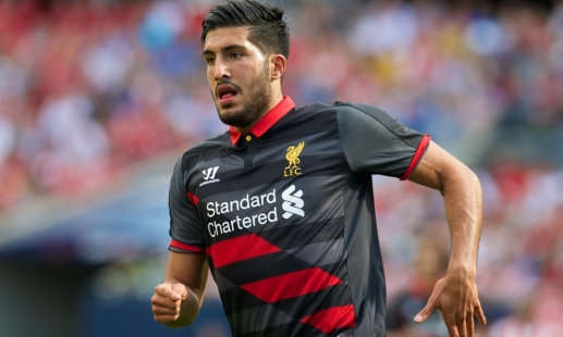 Emre: Why I can't wait for home debut