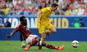Pra Musim: LFC 2-0 AC Milan