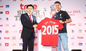 Kewell visits Thailand ahead of LFC return
