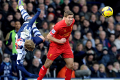 WBA 1-1 LFC: 90 seconds