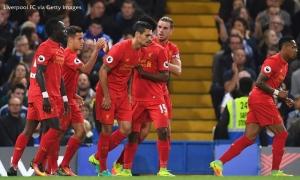 Chelsea 1-2 Liverpool