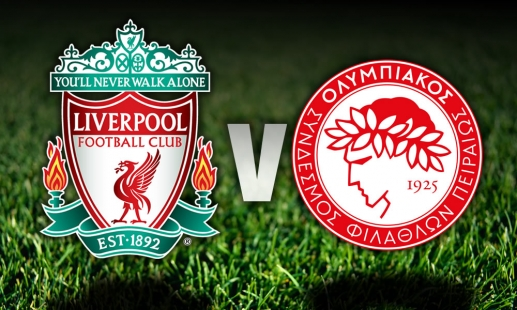 How to follow LFC v Olympiacos