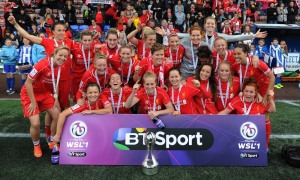 LFC Ladies juara FA Women's Super League