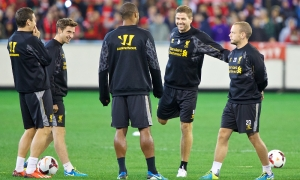 26 quality shots as Reds train at MCG