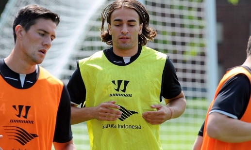 'You can already see Lazar's quality'