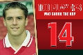 100PWSTK No.14 - Michael Owen