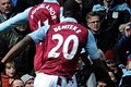 Benteke blasts Villa in front