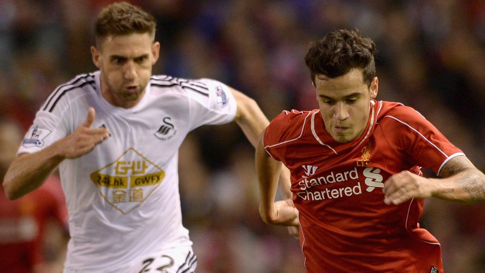 LFCCTV: Coutinho v Swansea City