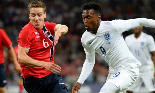 Reds star in England victory