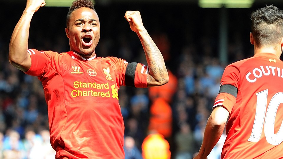 Sterling: Stevie was joking!
