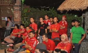 Nonbar LFC vs Crystal Palace di Jakarta