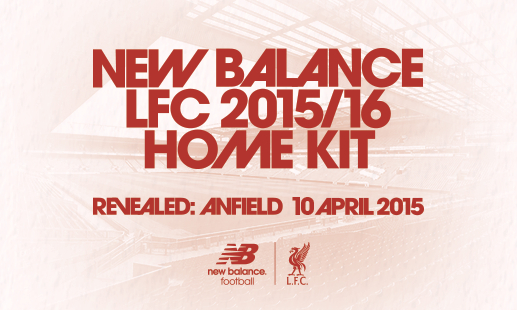 April 10: New home kit to be revealed