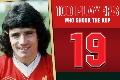 100PWSTK No.19 - Kevin Keegan