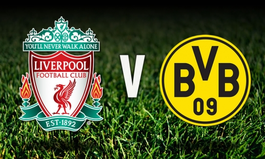 How to follow LFC v Dortmund