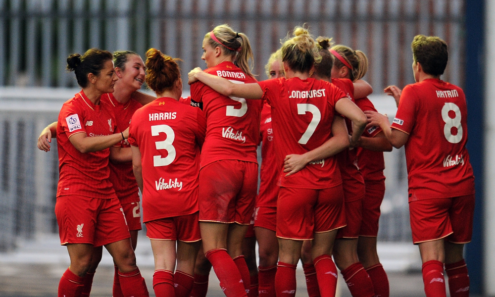 LFC Ladies butuh menang dua gol atas Brescia