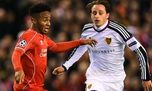 Liverpool FC 1-1 FC Basel