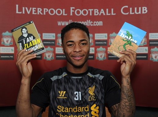 Barclays Membership Number >> Sterling reveals Zlatan inspiration - Liverpool FC