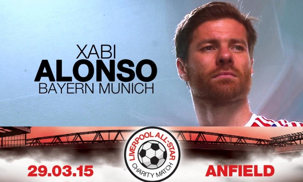 Gerrard's squad so far... Alonso