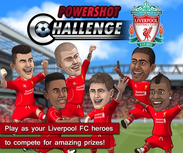 Powershot Challenge