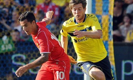 Video: Coutinho magic v Brondby