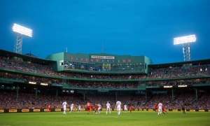 Flashback: LFC v AS Roma at Fenway Park in 2012