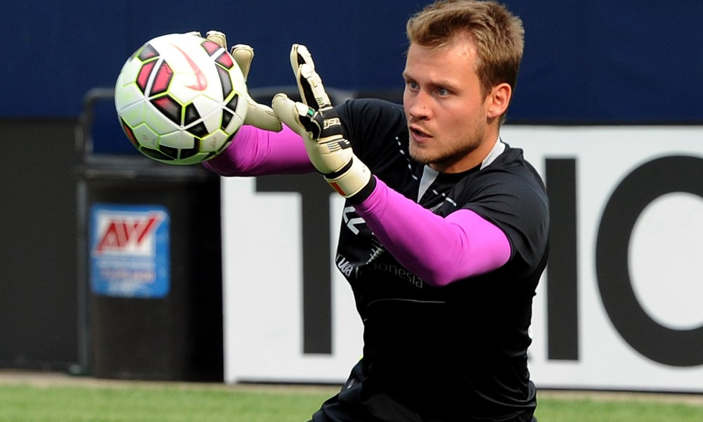 Mignolet: The world will be watching LFC-City