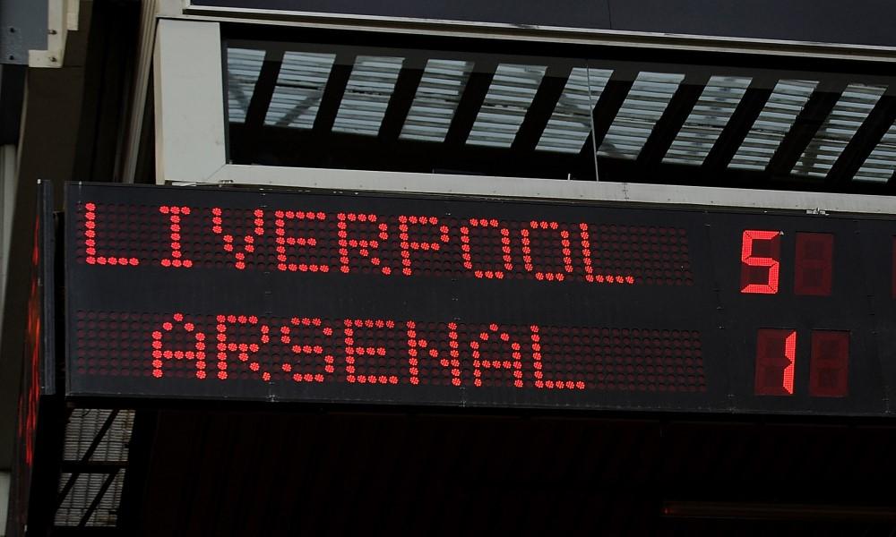 Arsene Wenger masih dibayangi kekalahan di Anfield musim lalu