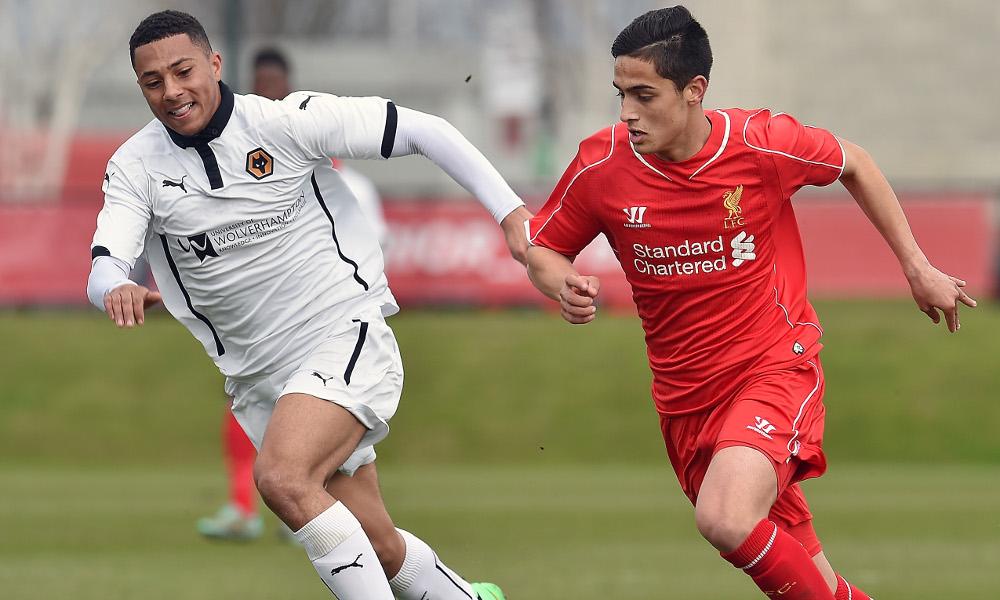 VIDEO Cuplikan 11 menit pertandingan U18: LFC 1-1 Wolves