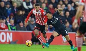 Southampton 0-0 Liverpool