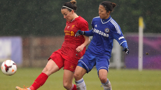 Ladies v Chelsea: Highlights