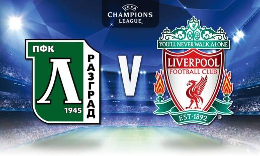 Bandar Bola – Prediksi Ludogorets Vs Liverpool