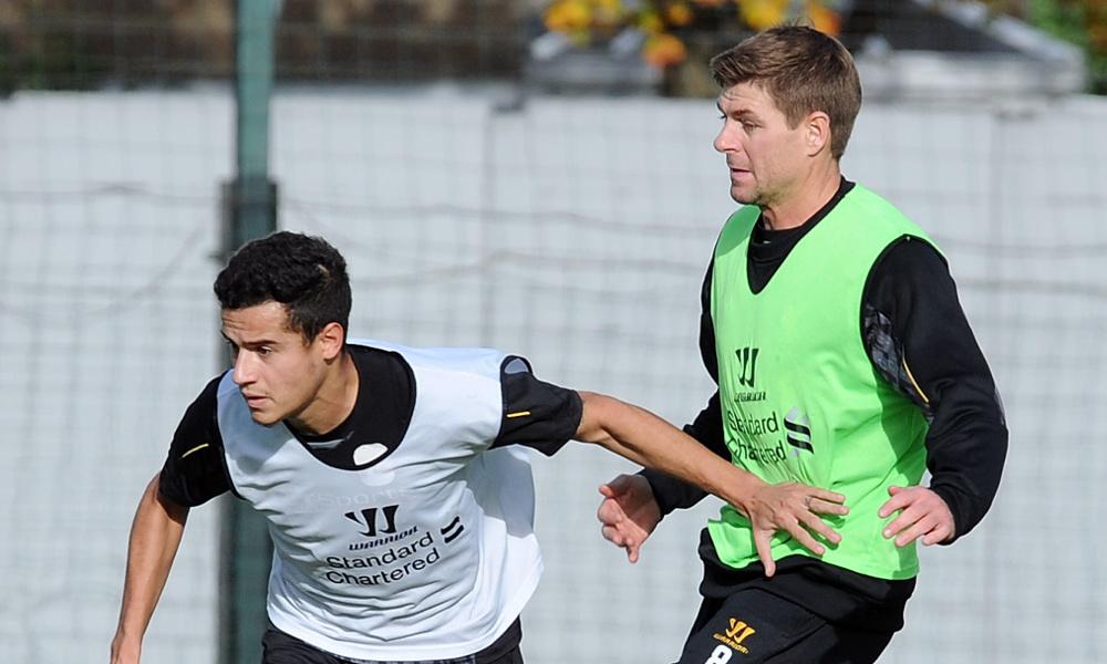 Gerrard: Coutinho akan jadi pemain besar