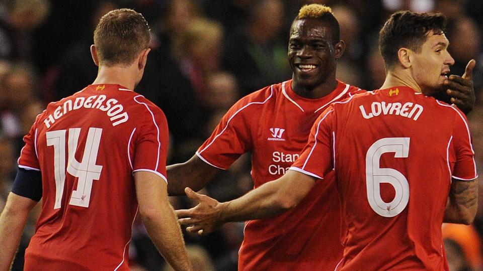 LFC 2-1 Swansea: Highlights