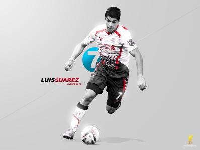 Luis Suarez wallpaper thumbnail image