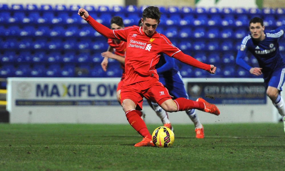 GALERI FOTO U21: Liverpool 2-0 Chelsea