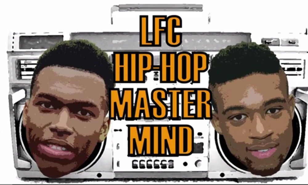 Watch Sturridge and Ibe take the LFC hip-hop test