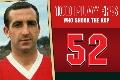 100PWSTK No.52 - Gerry Byrne