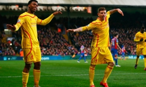 FA Cup: Crystal Palace 1-2 Liverpool