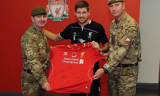 Liverpool Fc Poppy Shirts Ebay