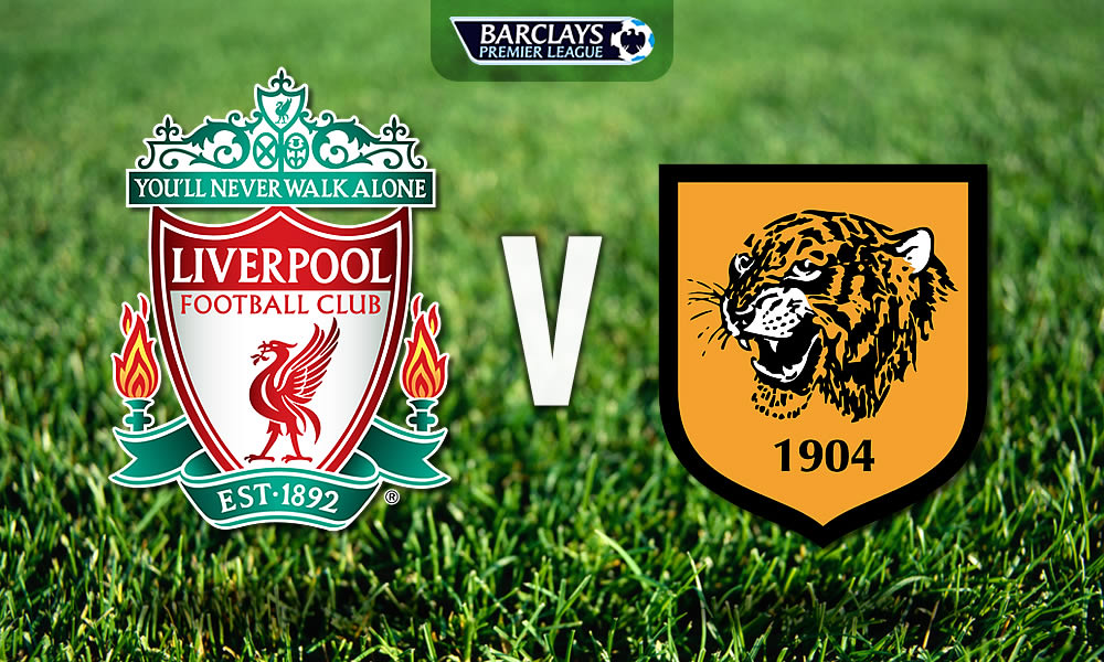Liverpool vs Hull City