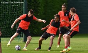 Persiapan jelang tandang ke Chelsea