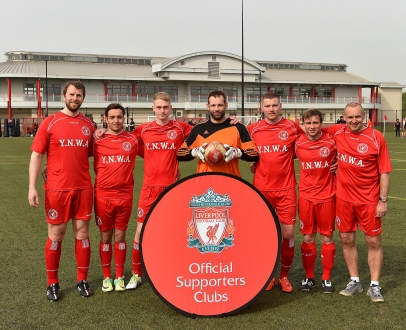 Official Liverpool FC Supporters Club 5-A-Side