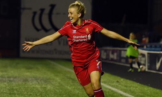 Ladies suffer Everton title blow