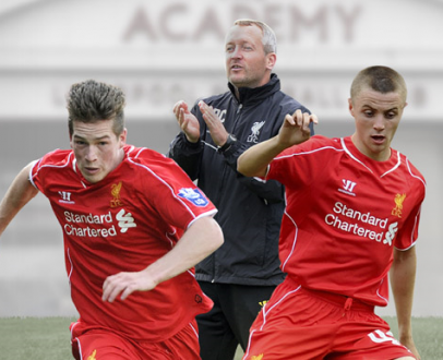 Win a day in the life of an LFC Academy player