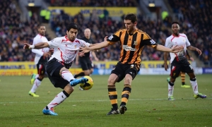 Hull City vs. LFC 2013-14