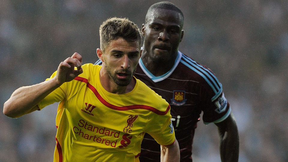 Borini reflects on West Ham loss