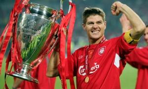 Karir Steven Gerrard